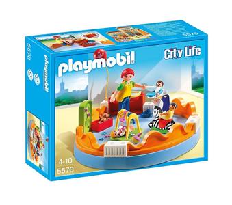 Giocattolo Playmobil. City Life Asilo. Area Gioco Prima Infanzia (5570) Playmobil 3