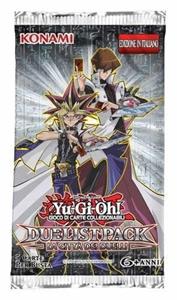 Giocattolo Yu-Gi-Oh! Busta 5 carte Duelist Pack Città dei Duelli - ITA Konami 2
