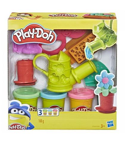 Image of Play-Doh. Kit da Giardinaggio