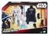 Giocattolo Figure Star Wars Hero Mashers Battle Pack Hasbro 2