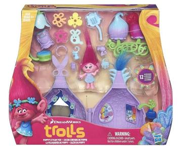 Giocattolo Trolls Salone di bellezza Hasbro 2