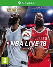 Videogiochi Xbox One NBA Live 18: The One Edition - XONE