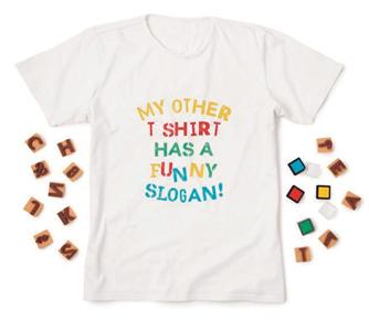 Giocattolo Colori per T-Shirt NPW 1