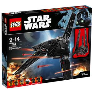 Giocattolo Lego Star Wars. Shuttle imperiale di Krennic (75156) Lego 10