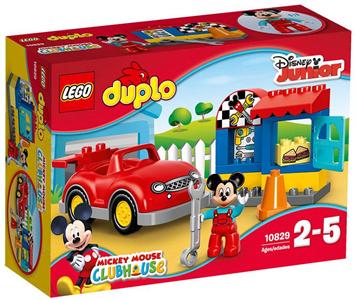 Giocattolo Lego Duplo. L'officina di Topolino (10829) Lego 8