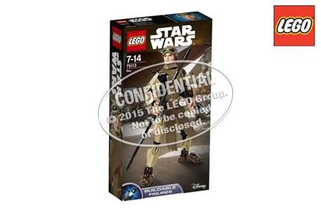 Giocattolo Lego Star Wars. Rey (75113) Lego 2