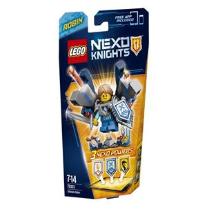 Giocattolo Lego Nexo Knights. Ultimate Robin (70333) Lego 5