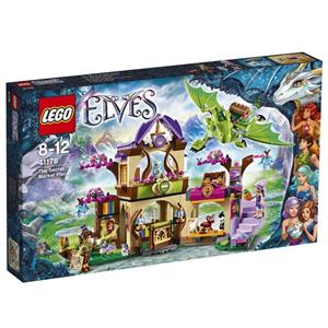 Giocattolo Lego Elves. La Piazza del mercato segreta (41176) Lego 10