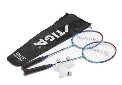 Giocattolo Set di 2 racchette badminton hobby Senior FS Stiga 2
