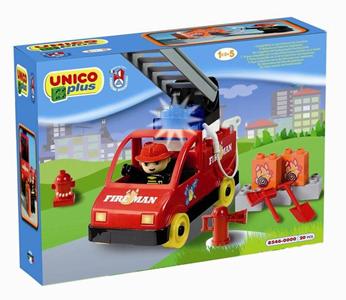 Giocattolo Unico Plus. Camion Pompiere Androni 1