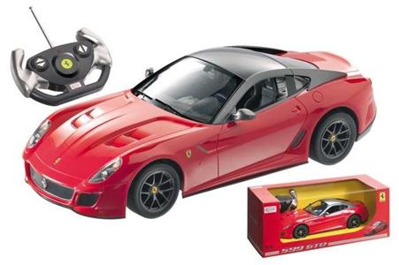 Giocattolo R/C Ferrari 599 GTO Mondo 2
