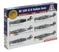Giocattolo Aereo Bf 109 G-6 Italian Aces (2719S) Italeri 2
