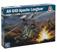 Giocattolo Elicottero Wah-64 D Apache Longbow (0863S) Italeri 1
