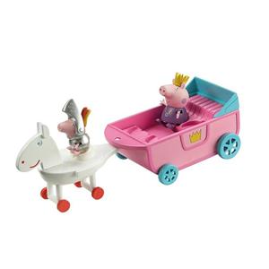 Giocattolo Peppa Pig. La Carrozza Reale Giochi Preziosi 1