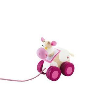 Giocattolo Mini Trainabile Mucca Sevi 1