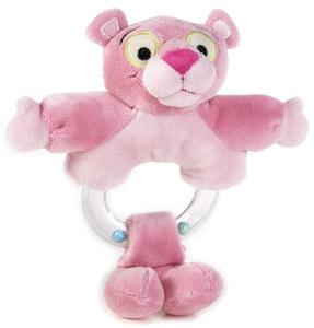 Giocattolo Baby Pantera rosa sonaglino Venturelli 1