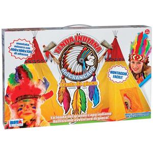 Giocattolo Tenda Indiani Ronchi Supertoys 1