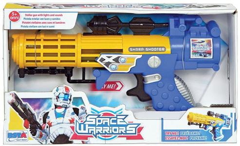 Giocattolo Fucile Space Warriors a luce solare a batteria RST 1