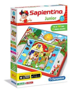 Giocattolo Sapientino Junior Clementoni 1