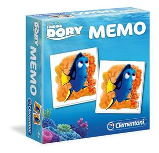 Giocattolo Memo Alla Ricerca di Dory Clementoni 1