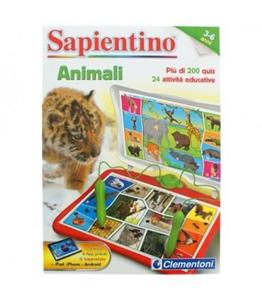 Giocattolo Animali. Gioco educativo Clementoni Clementoni 2