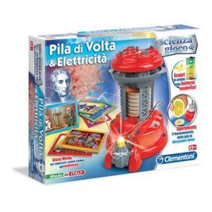 Giocattolo Pila di Volta & Elettricità Clementoni Clementoni 3