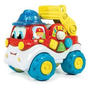 Giocattolo Gilberto Il Camion dei Pompieri Clementoni 1
