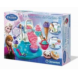 Giocattolo Frozen. La Macchina del Gelato Clementoni 1