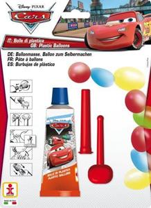 Giocattolo Dulcop Bubble World. Bolle di Plastica. Cars. Blister 1 Tubo 30 Gr Dulcop 1