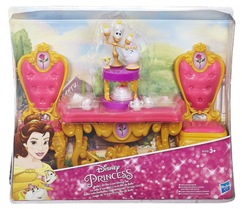 Giocattolo Disney Princess Scene Set Belle Hasbro 2