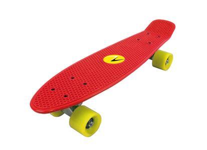 Giocattolo Skateboard Freedom Tavola Rossa. Ruote Gialle Nextreme 1