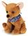 Giocattolo Peluche termico Warmies. Chihuahua Warmies 1