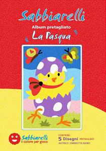 Giocattolo Album. La Pasqua Sabbiarelli Sabbiarelli 6