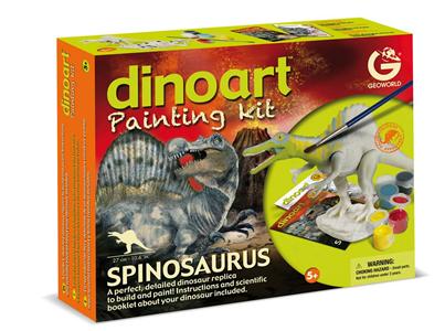 Giocattolo Dinoart Painting Kit. Spinosaurus Geoworld 1