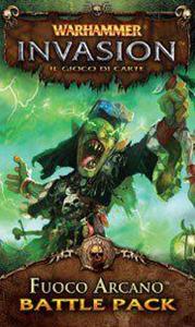 Giocattolo Warhammer Lcg Invasion Ed It. Fuoco Arcano Giochi Uniti 1