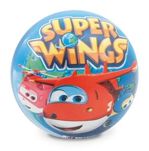 Giocattolo Super Wings. Pallone 14 cm Giochi Preziosi 1