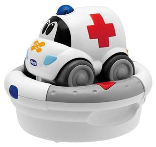 Giocattolo Charge & Drive Ambulanza Chicco Chicco 1