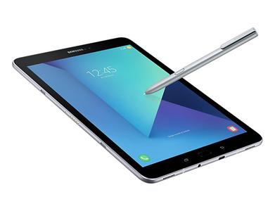 Informatica Tablet Samsung Galaxy Tab S3 SM-T825NZSAITV 32GB 3G 4G Argento Samsung 2