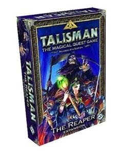 Giocattolo Talisman. The Reaper Expansion Giochi Uniti 1