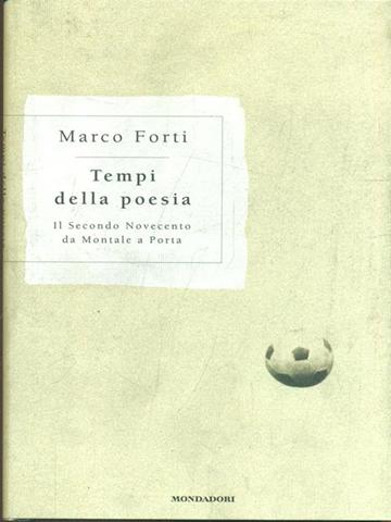 Image of Tempi della poesia. Il secondo Novecento da Montale a Porta
