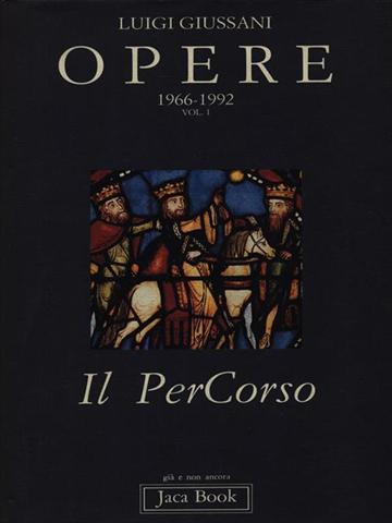 Image of Opere. 1966-1992. Vol. 1: Il percorso.