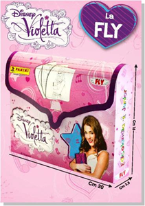 Giocattolo Violetta. Fly Disney 1