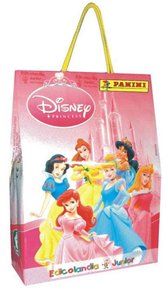 Giocattolo Principesse Disney. Shopper Edicolandia Junior 1